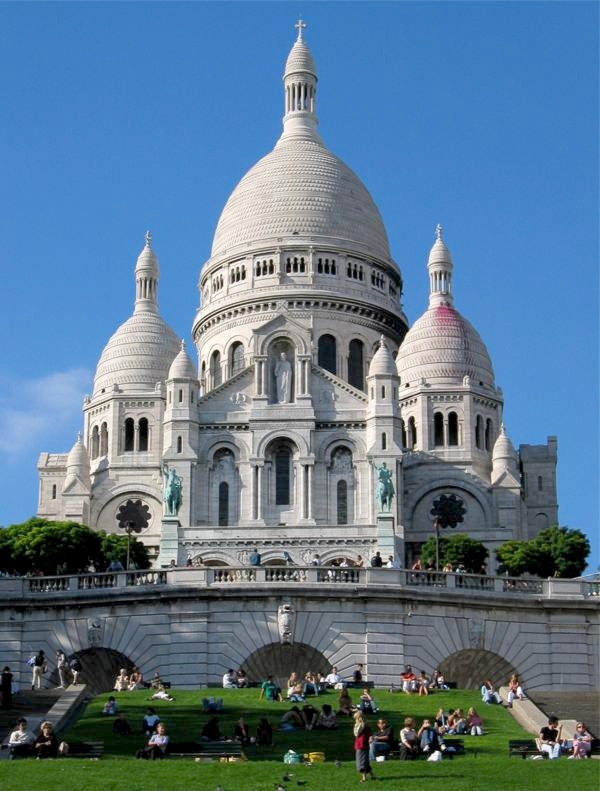 Sacr c ur bazilikas paris vikipedi for Lieux touristiques france