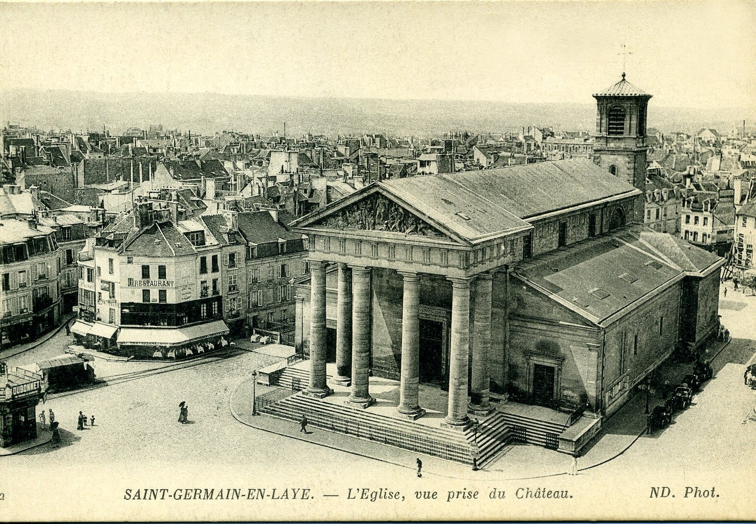 File saint germain en laye glise saint wikimedia commons - Cfppah saint germain en laye ...