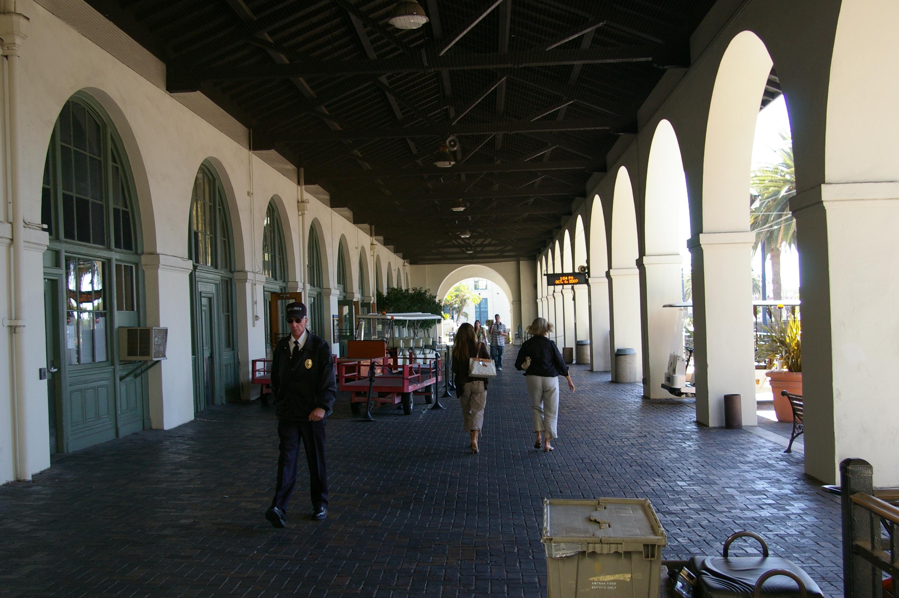 File San Diego Santa Fe Depot 03 Jpg Wikimedia Commons