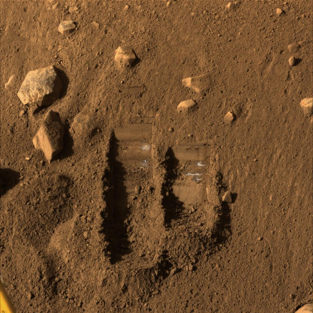 Marte, Vita su Marte, Composti Organici su Marte, metano su Marte,astrobiologia