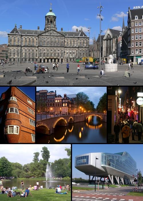 Capital de Países Bajos