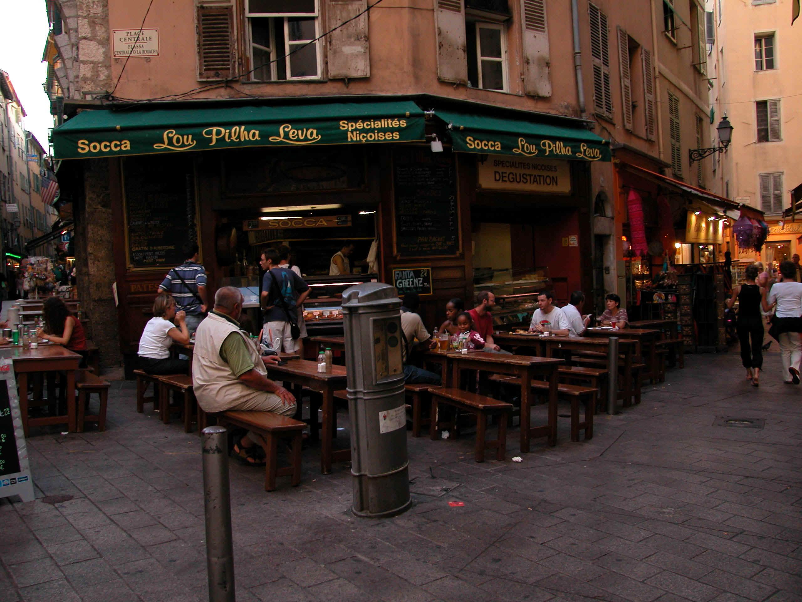 Socca Vieux Nice Tripadvisor Halal Restaurant