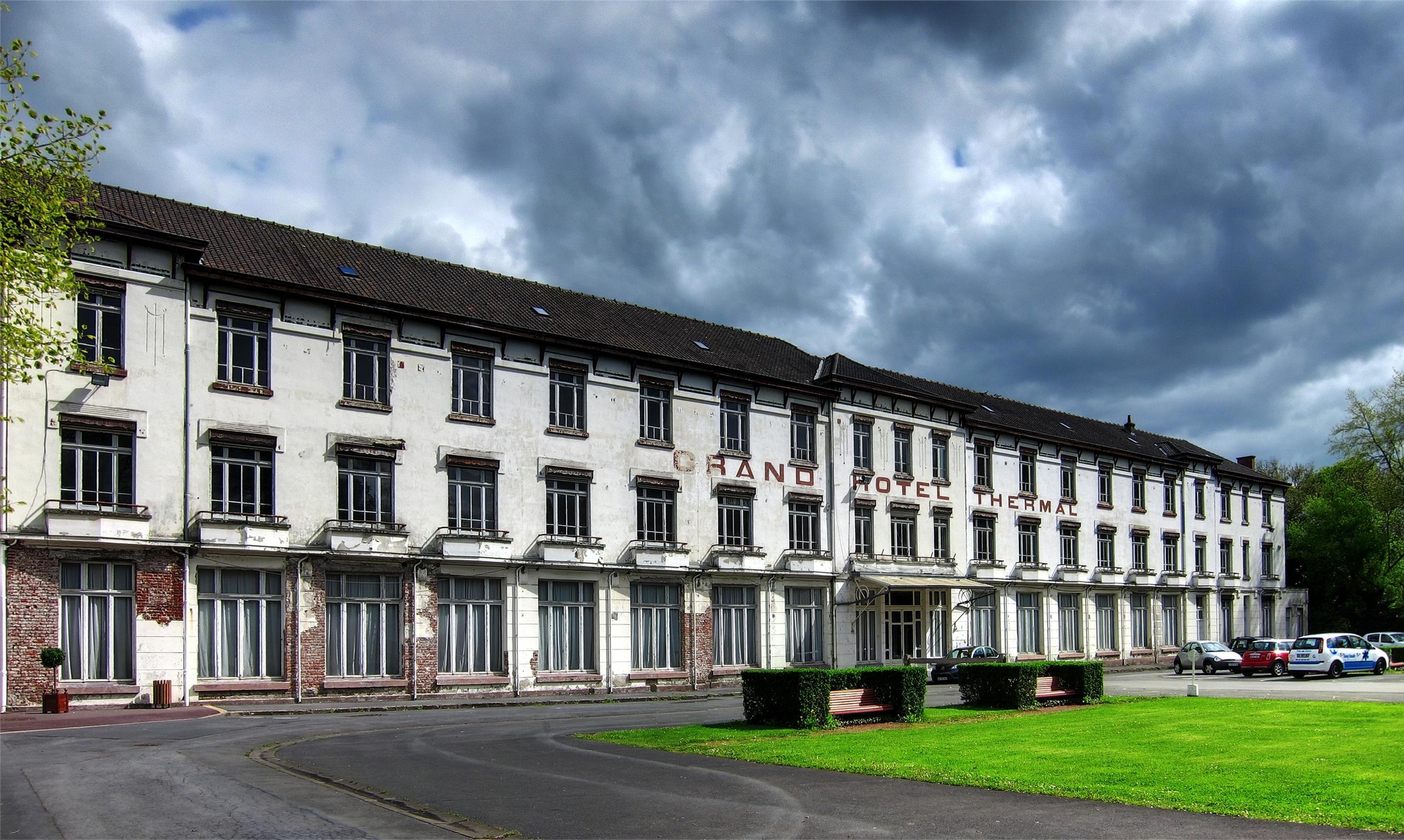 Hotel Saint Amand Les Eaux