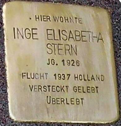 Stolperstein für Inge Elisabeth Stern.jpg
