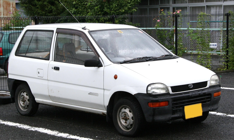 File Subaru Rex Jpg Wikimedia Commons
