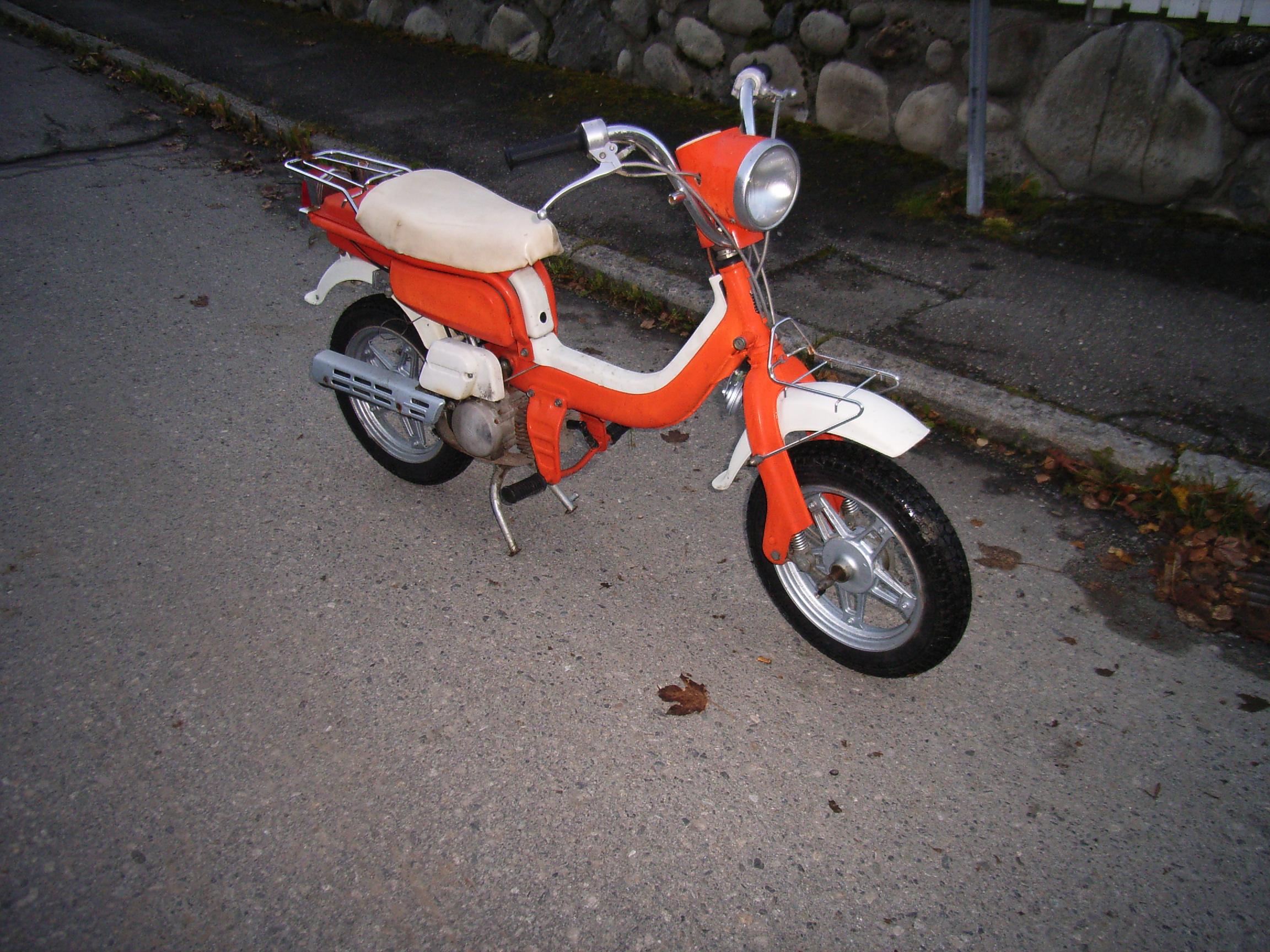 moped trondheim