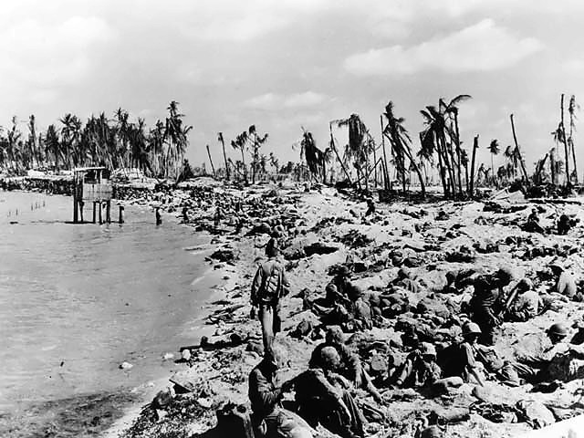 South Pacific Island Of Peleliu