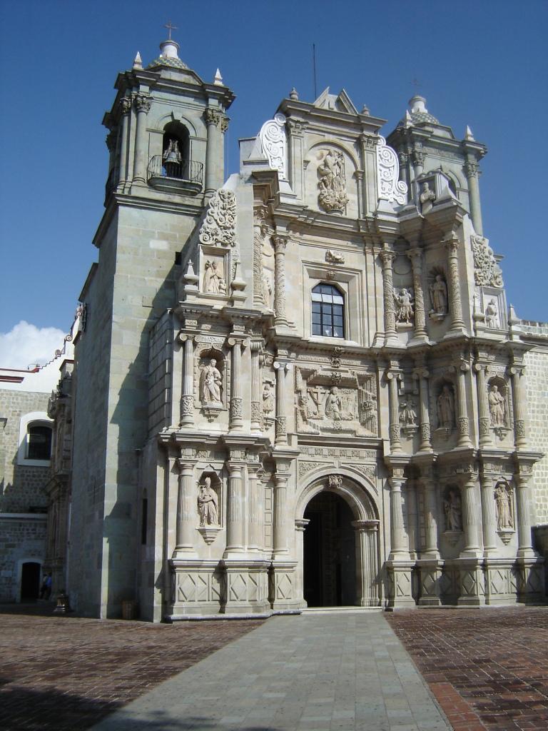 Basílica de Nuestra Señora de la Soledad i Oaxaca