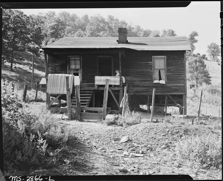 File The Blaine Sergent Family S House P V Amp K Coal