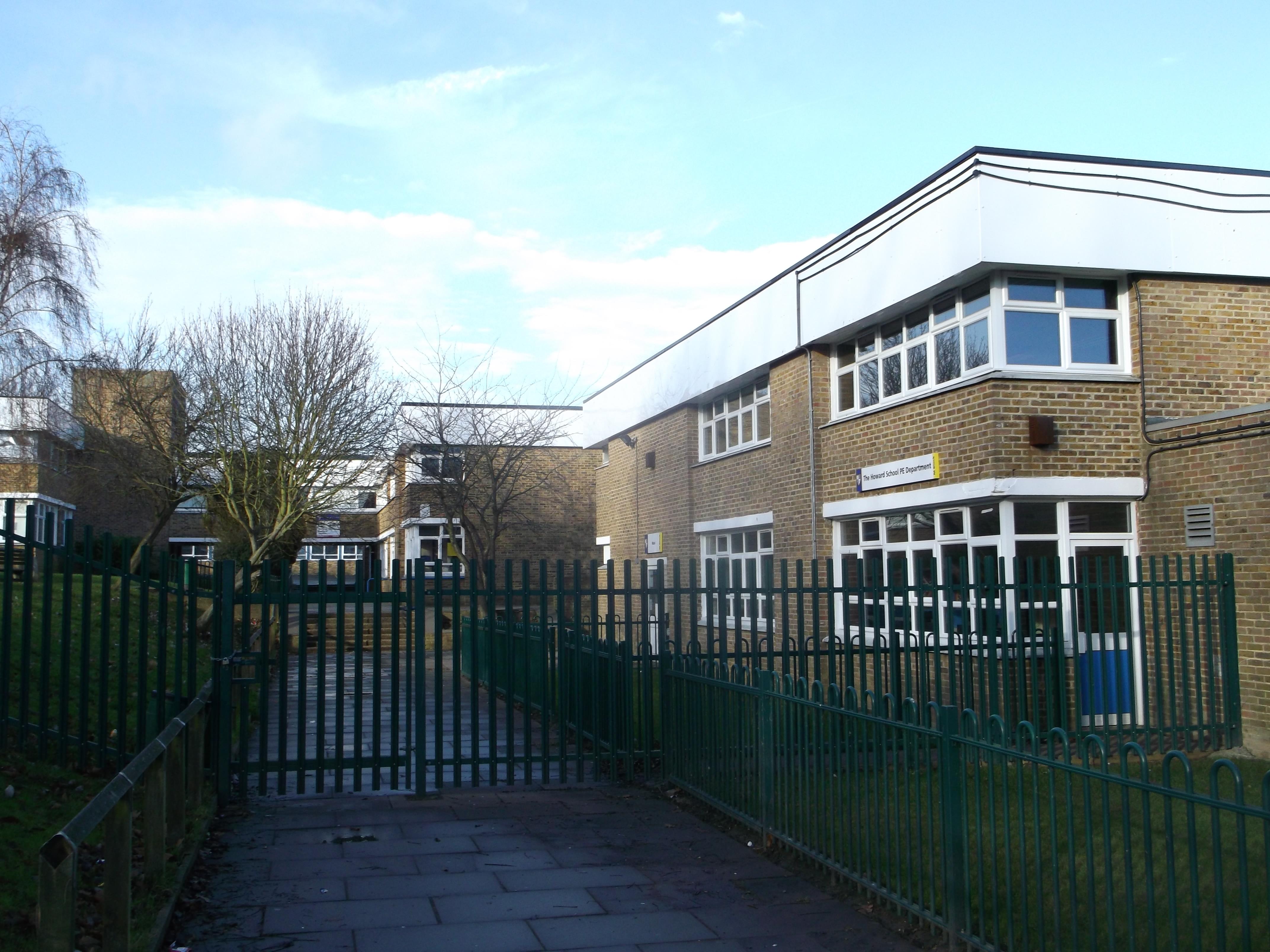 The Howard School, Kent - Wikipedia