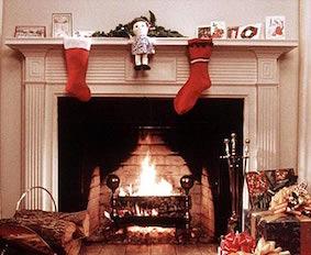 Fireplace Christmas.Yule Log Tv Program Wikipedia