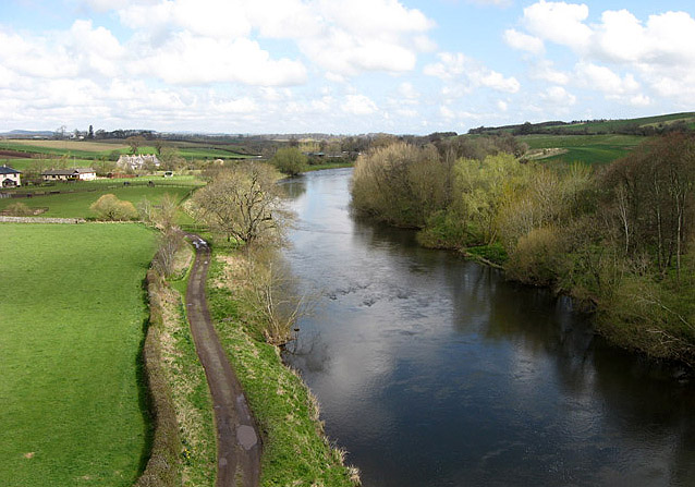 The River Teviot - geograph.org.uk - 773929