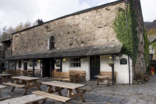 The Sticklebarn, Great Langdale - geograph.org.uk - 1570393