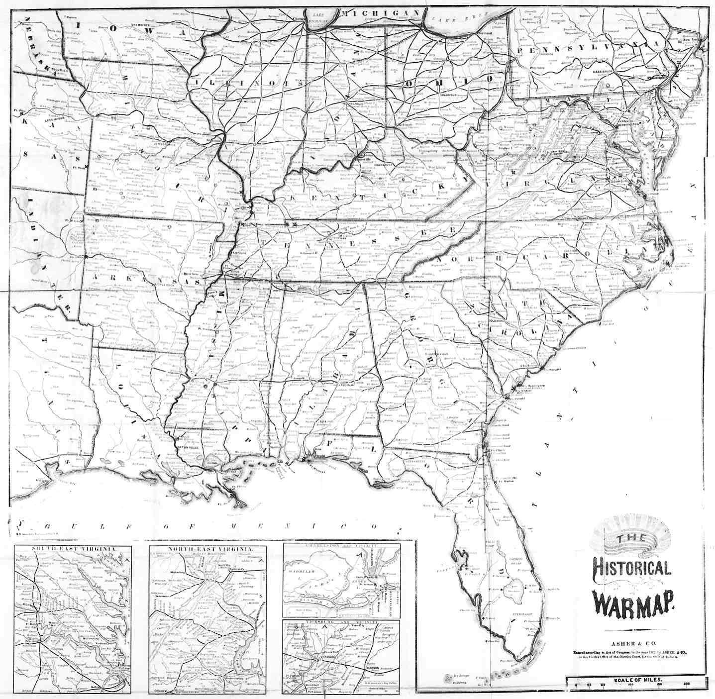 FileThe historical war map Hudson Taylor 1862jpg Wikimedia Commons