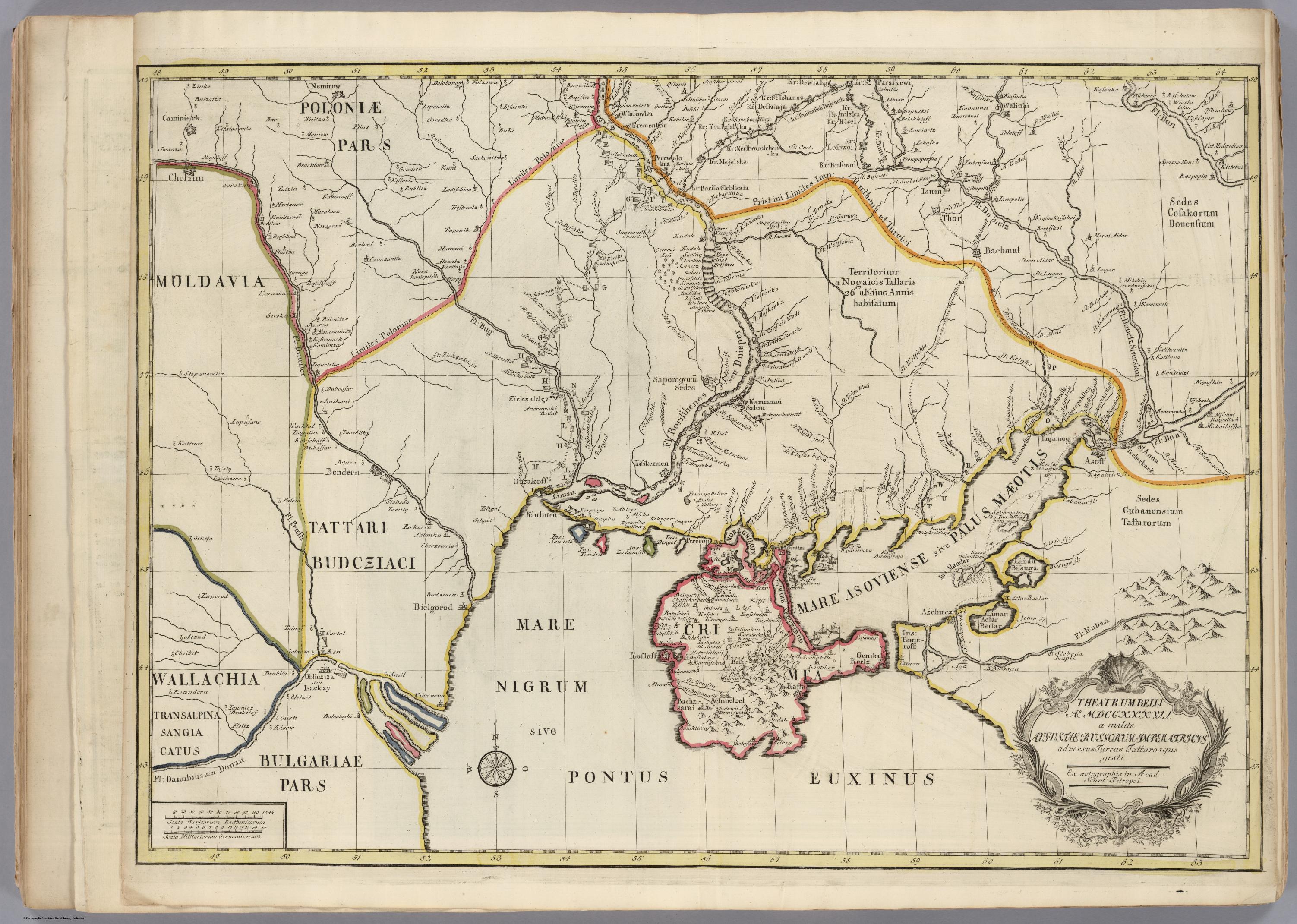 Русско турецкая война 1735 1739 доклад 8605