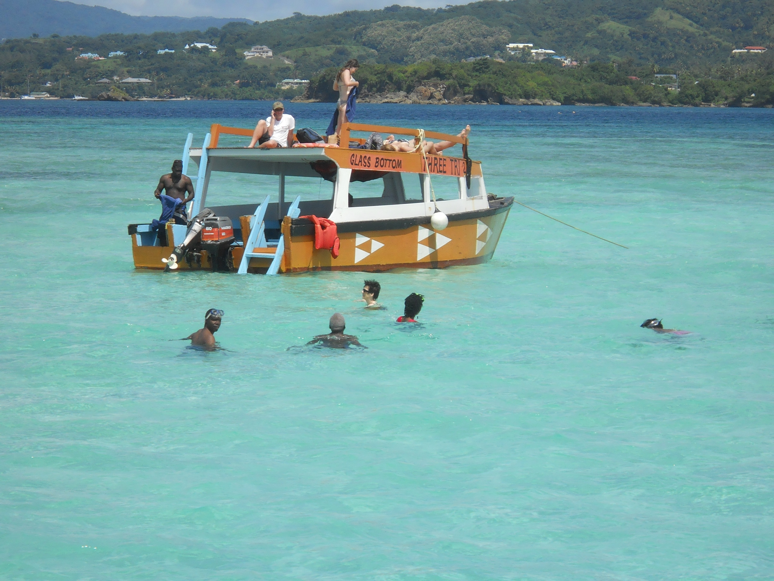 Reef Tours From Magnetic Island