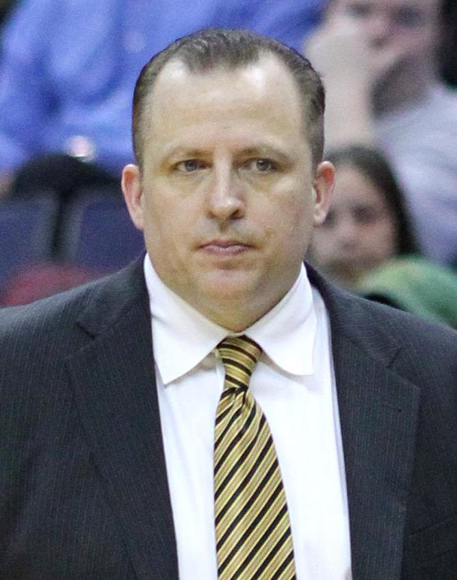 Head coach Tom Thibodeau of the Chicago Bulls ...