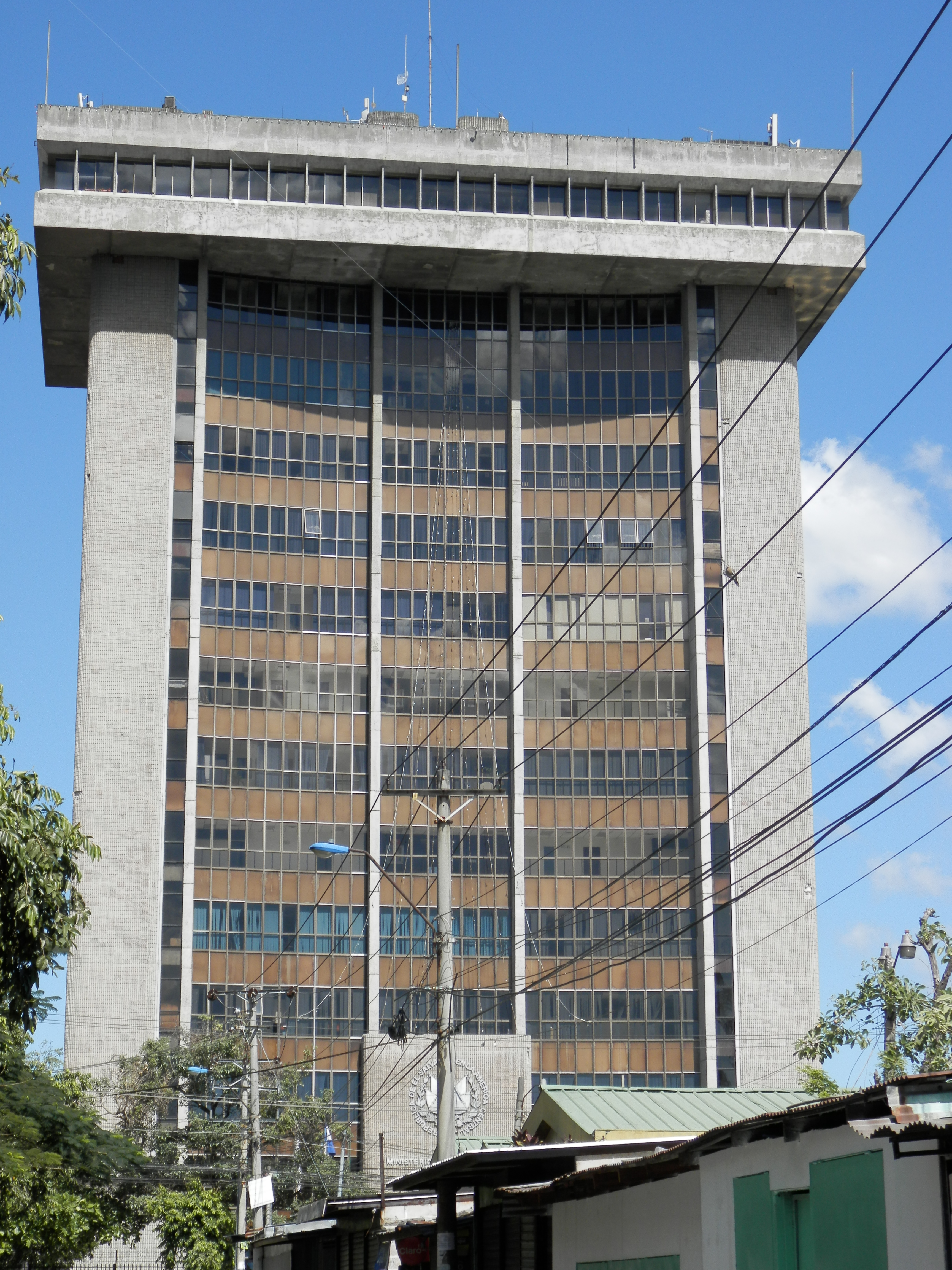File torre ministerio de gobernaci n jpg wikimedia commons for Ministerio de gobernacion