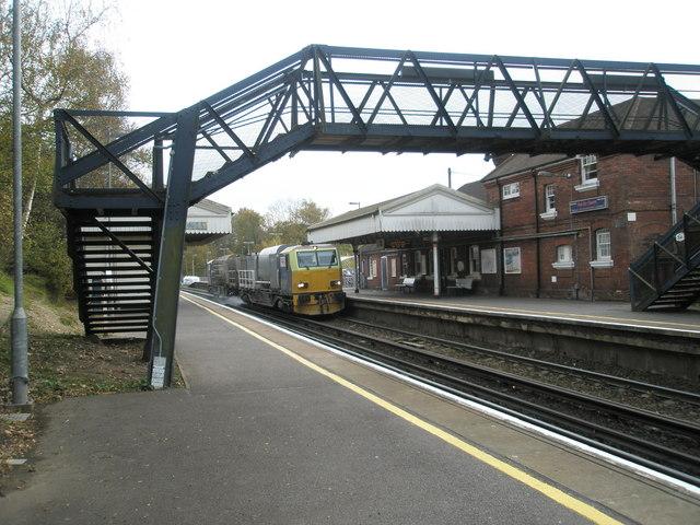 Station Swanwick