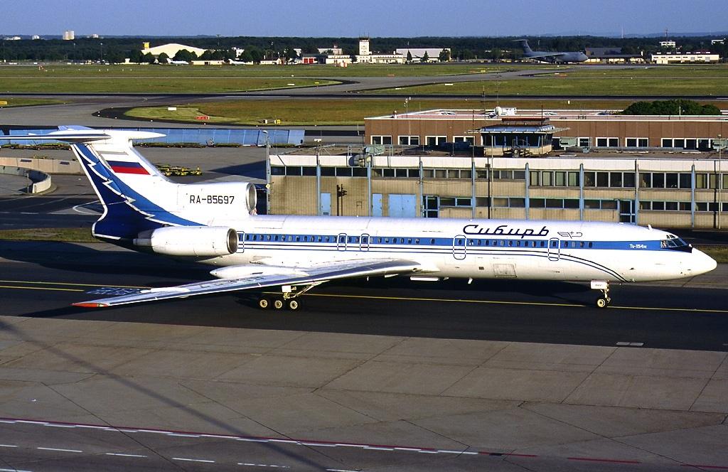 Катастрофа Ту-154 над Чёрным морем — Википедия