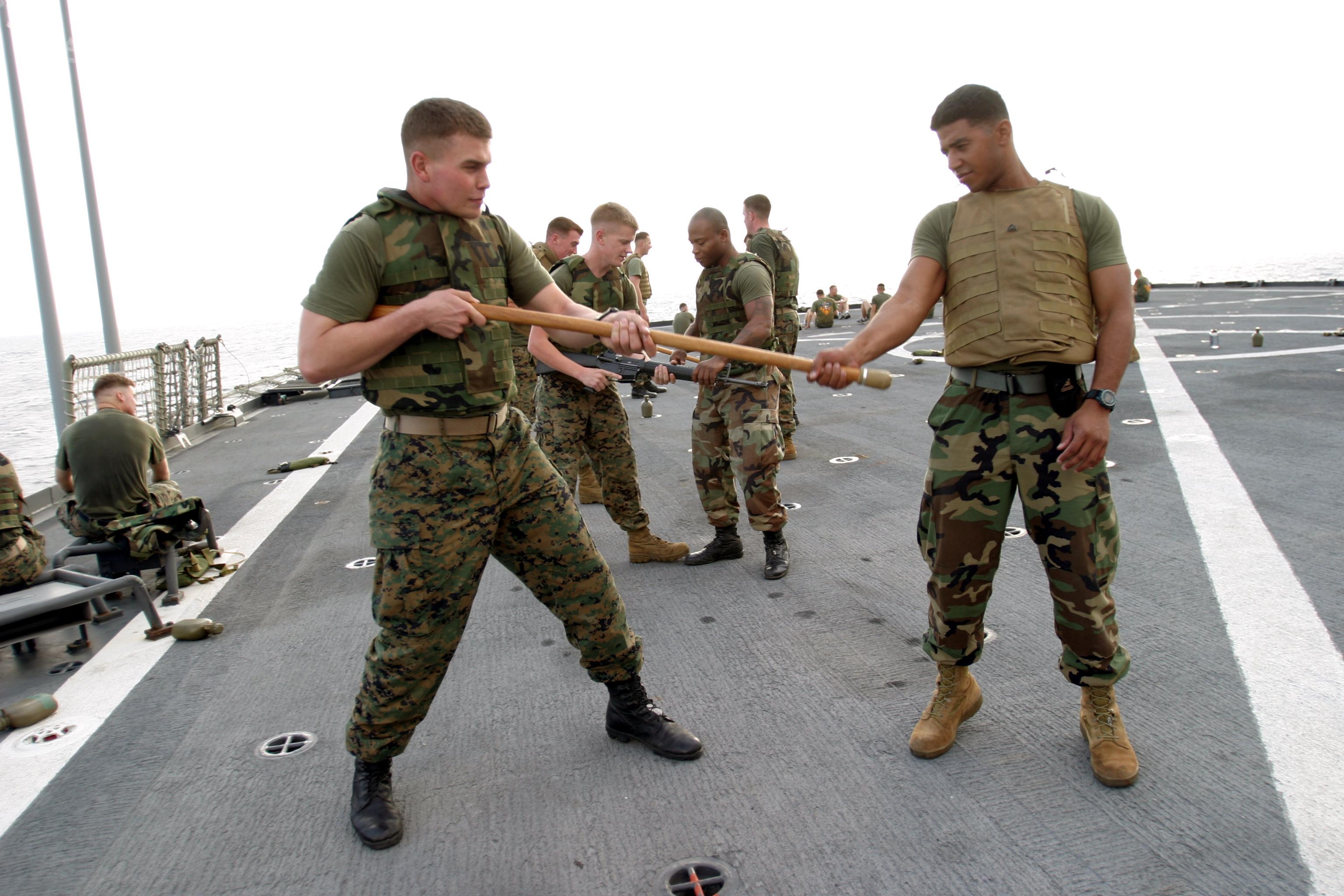 File:US Navy 040220-M-4806Y-022 Lance Cpl. Hunter Foskey, left ...