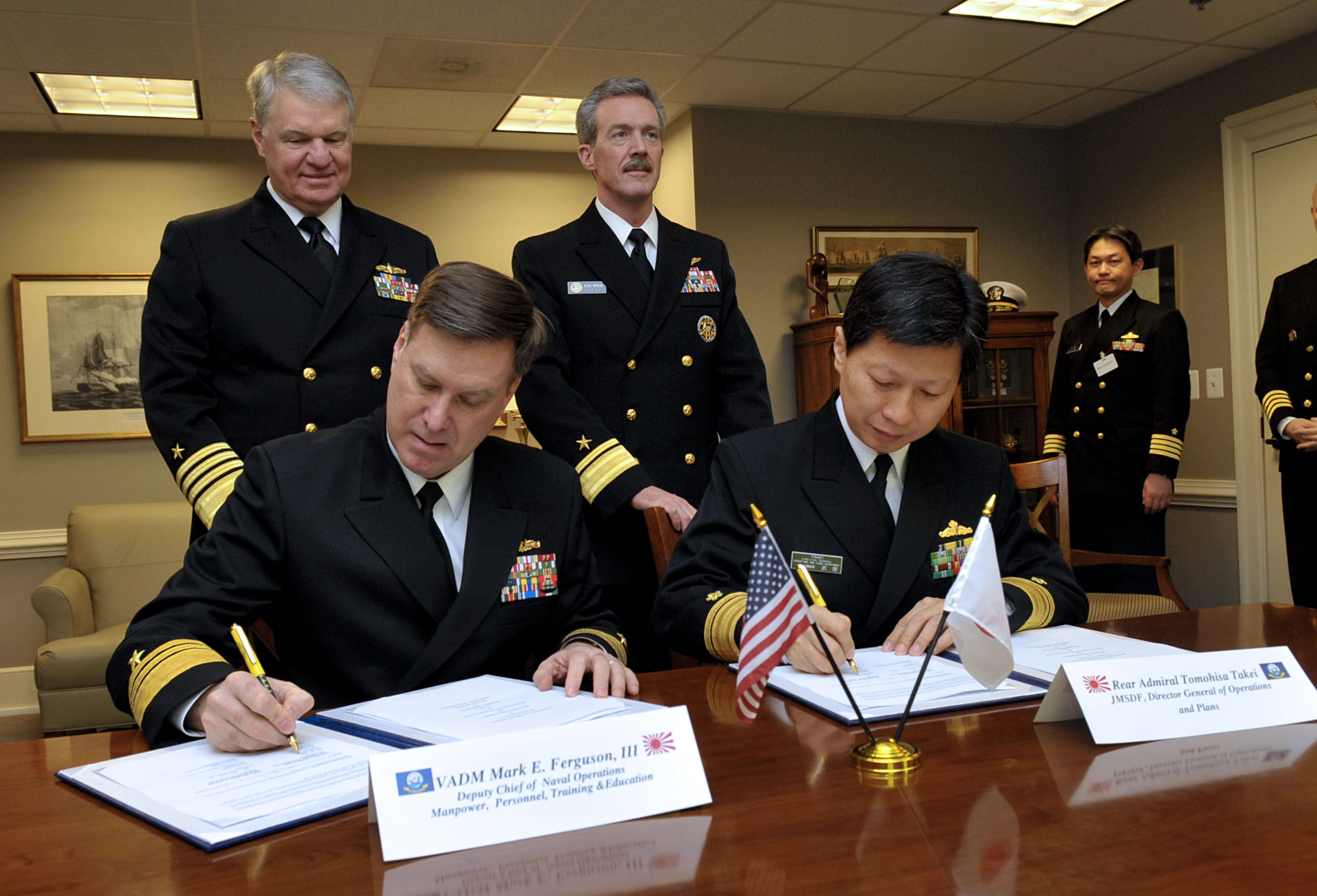 ... Military Personnel Exchange Program memorandum of agreement between