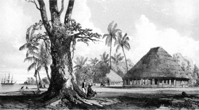 Histoire des samoa wikip dia for Histoire des jardins wikipedia