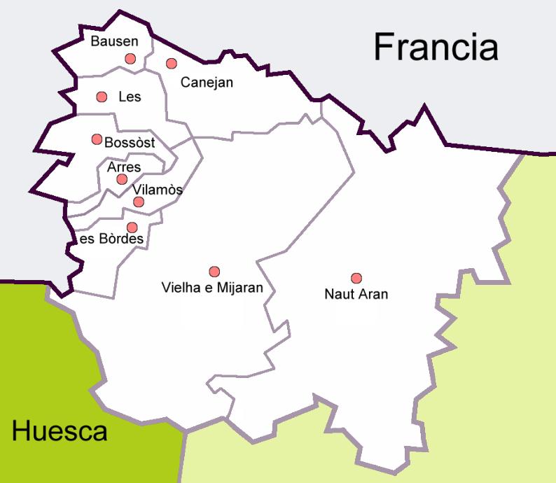 Nacionalismo aran s wikipedia la enciclopedia libre - Inmobiliarias valle de aran ...