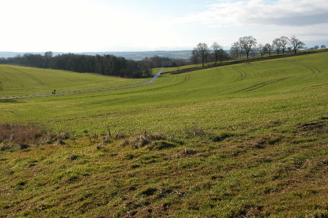 View from Knowlands Hill - geograph.org.uk - 100782