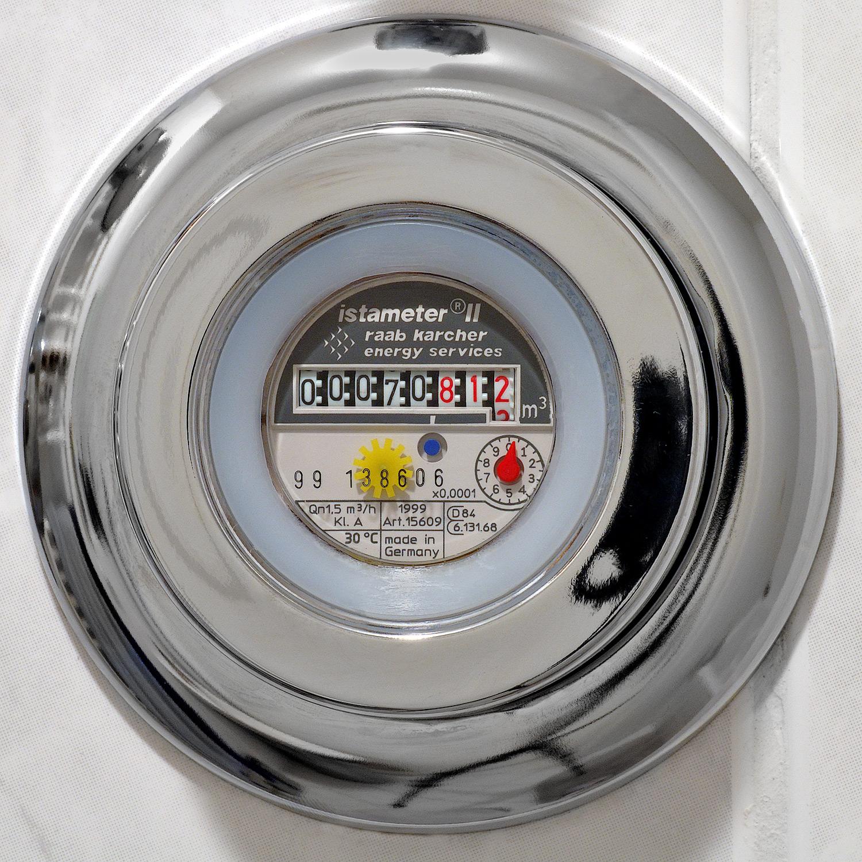 Hervorragend Wasserzähler – Wikipedia WV43