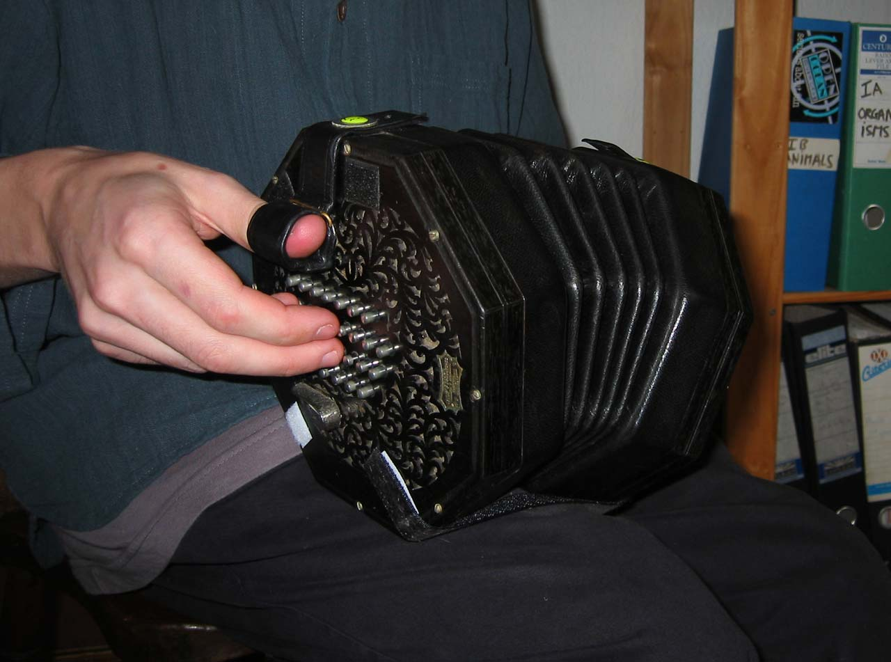 How to Learn to Play a Button Accordion | Our Pastimes