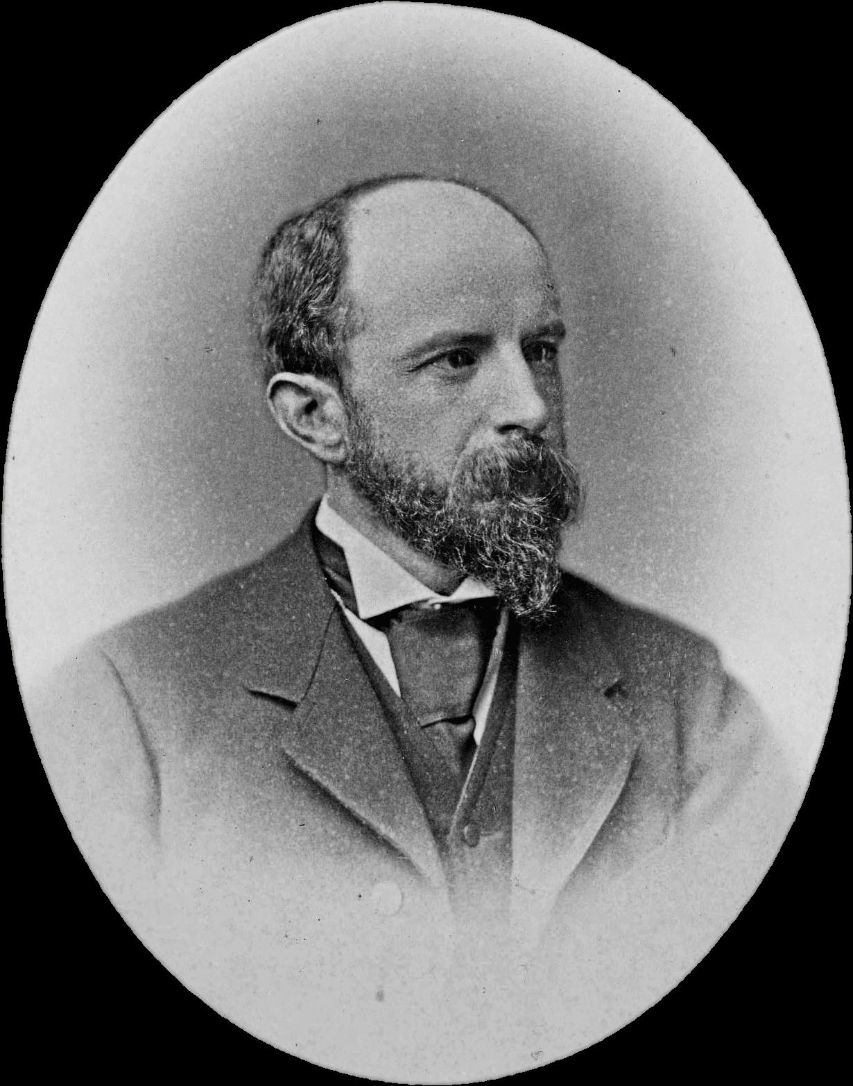 Photo of Henry Adams