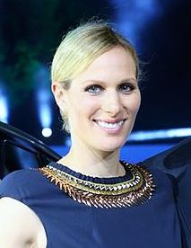 Zara Phillips (2012)