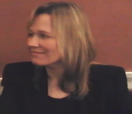 Zina Saunders in 2009