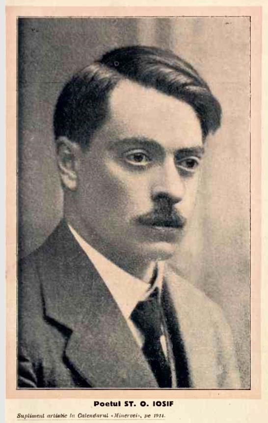 Ștefan Octavian Iosif - Wikiwand