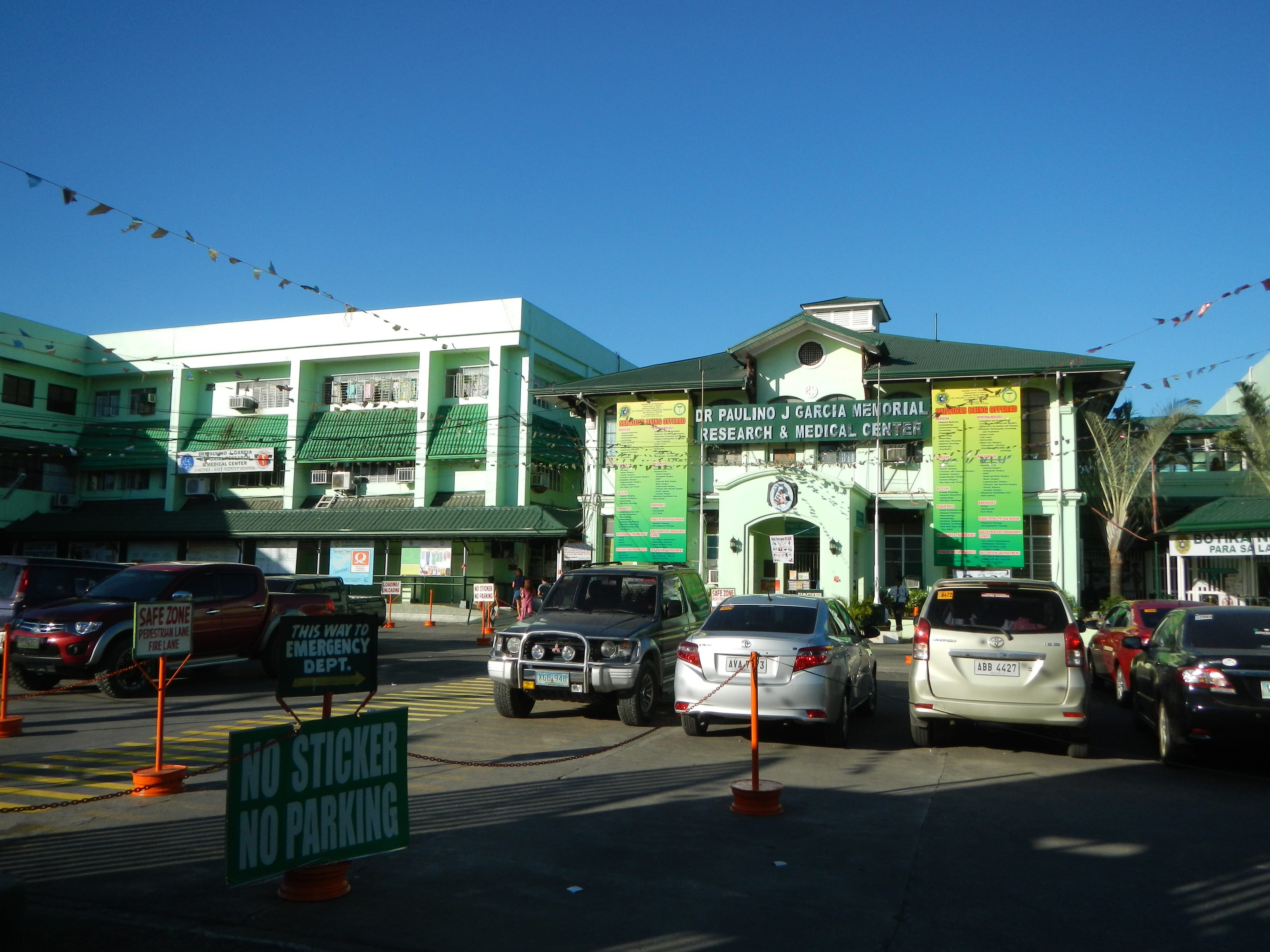 List of hospitals in the Philippines