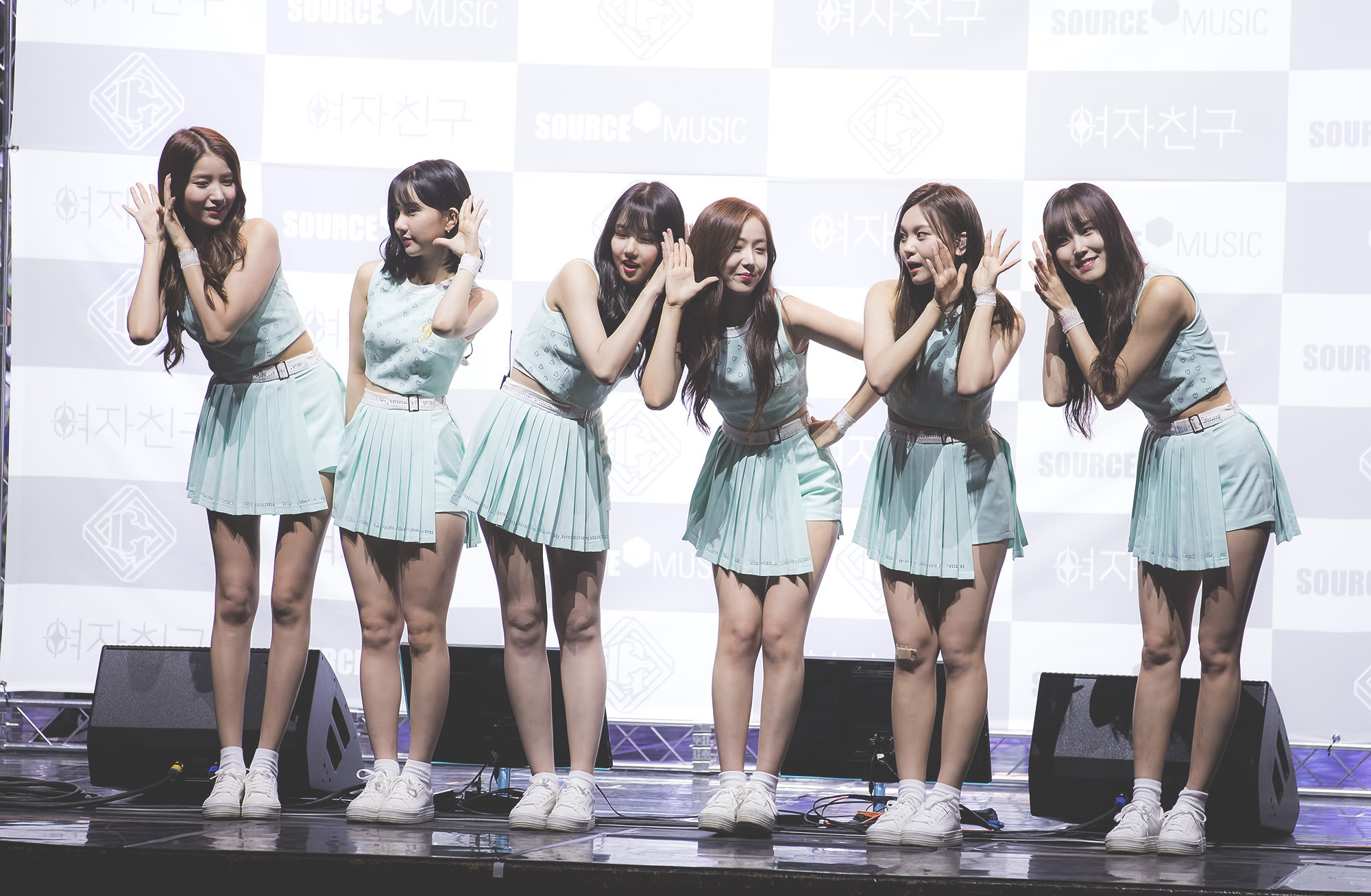 Picture of a band or musician: Gfriend