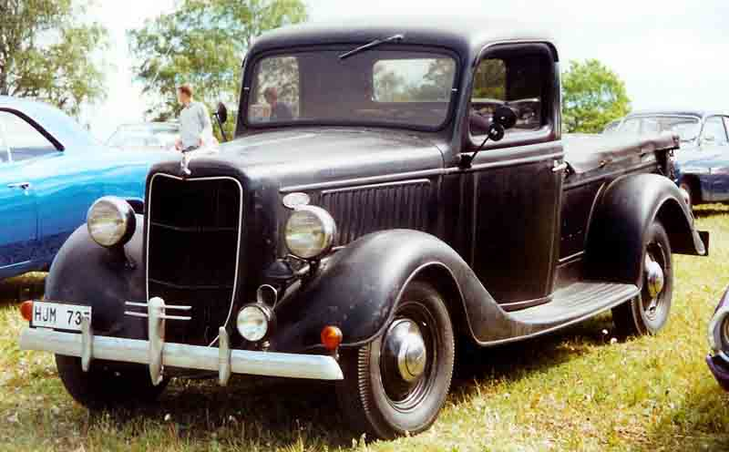 file 1936 ford model 67 pickup wikimedia commons. Black Bedroom Furniture Sets. Home Design Ideas