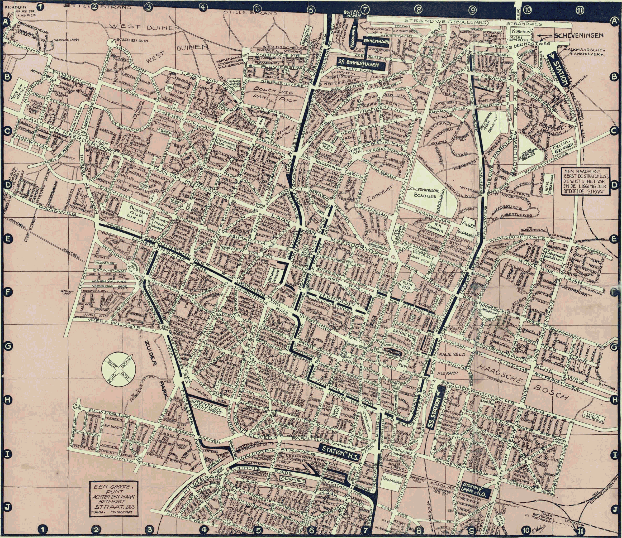 File1939 The Hague city mappng Wikimedia Commons