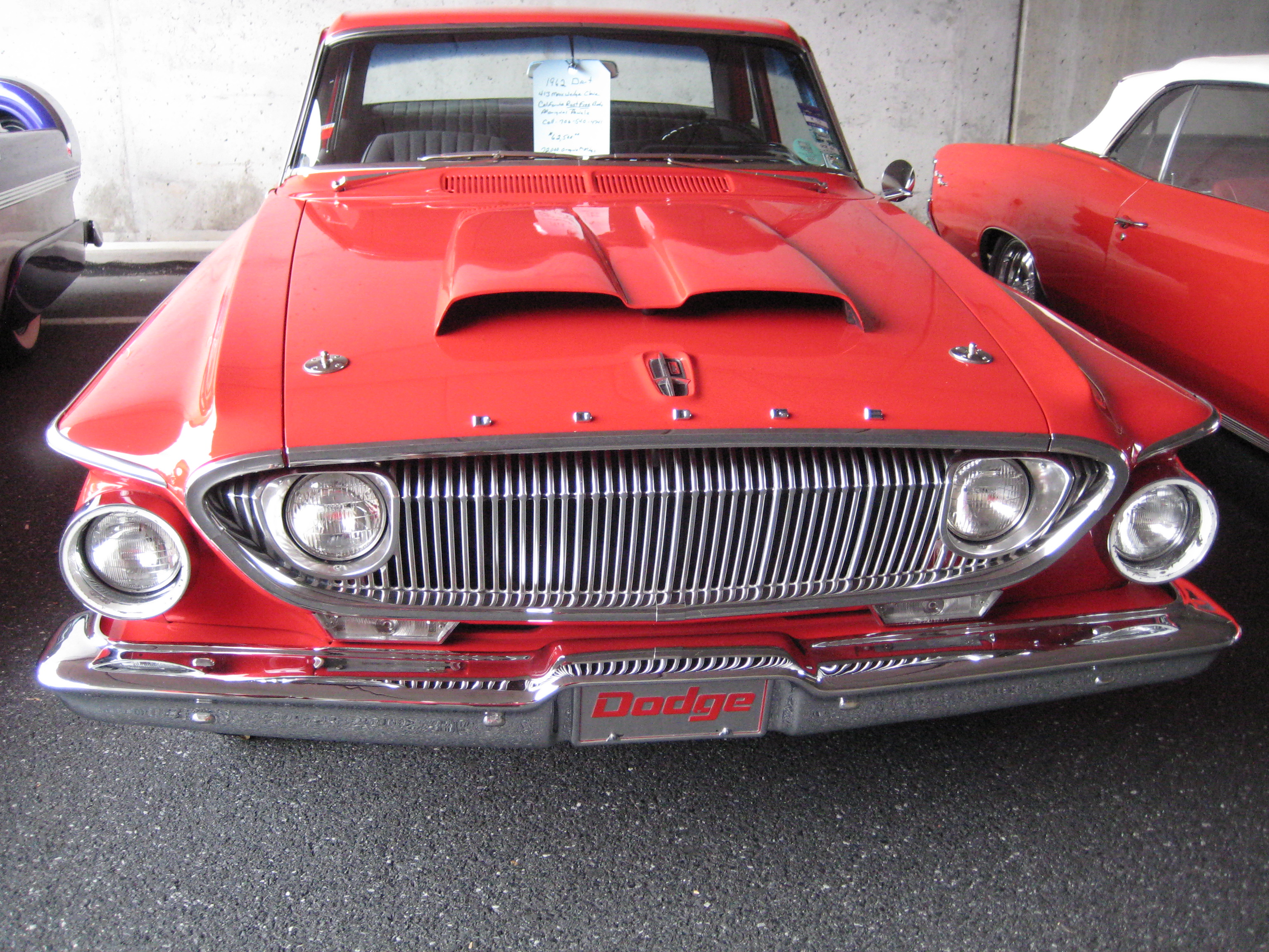 File 1962 Dodge Dart 413 Jpg Wikimedia Commons