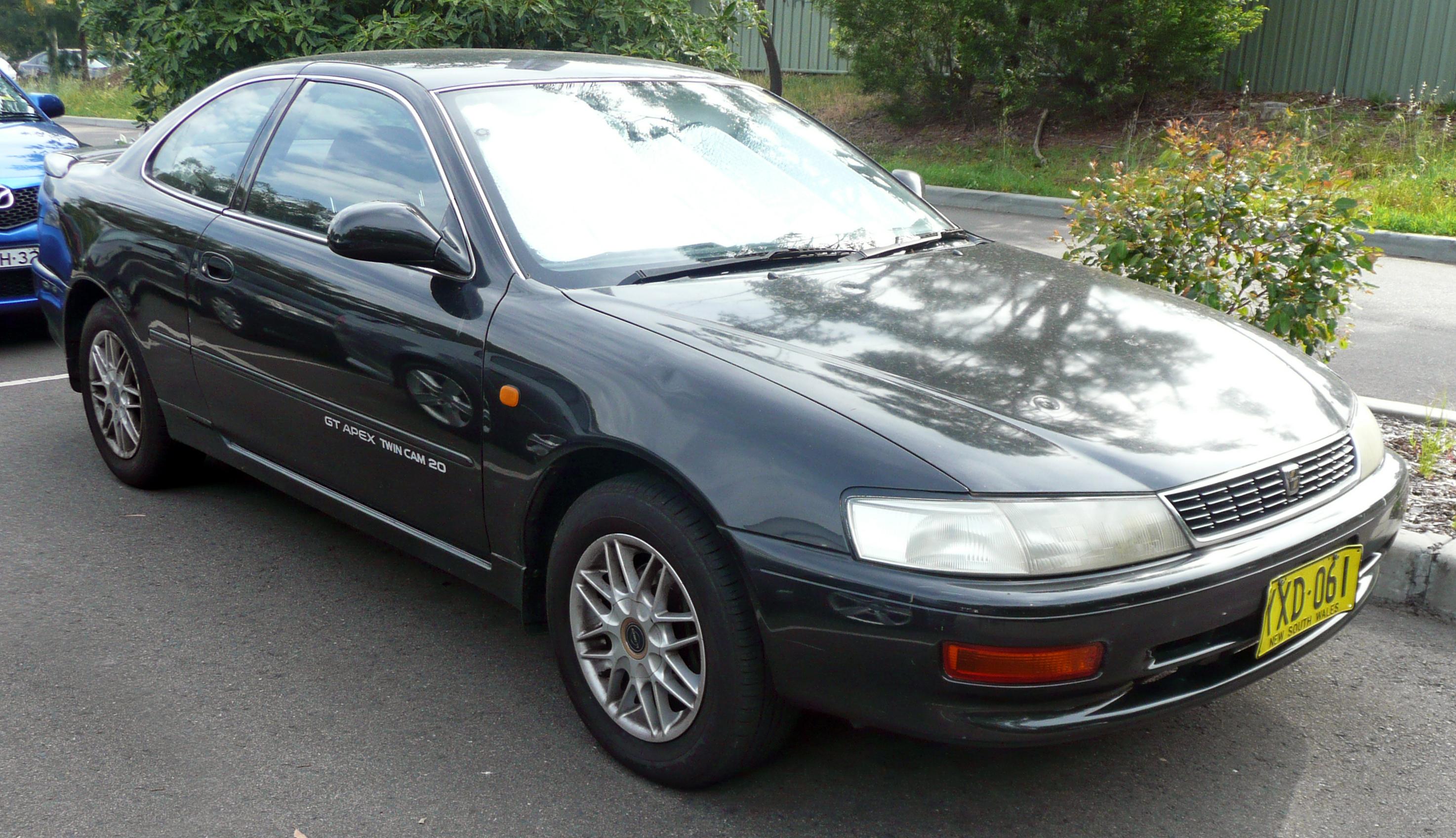 File:1993-1995 Toyota Corolla Levin (AE101) GT Apex coupe ...