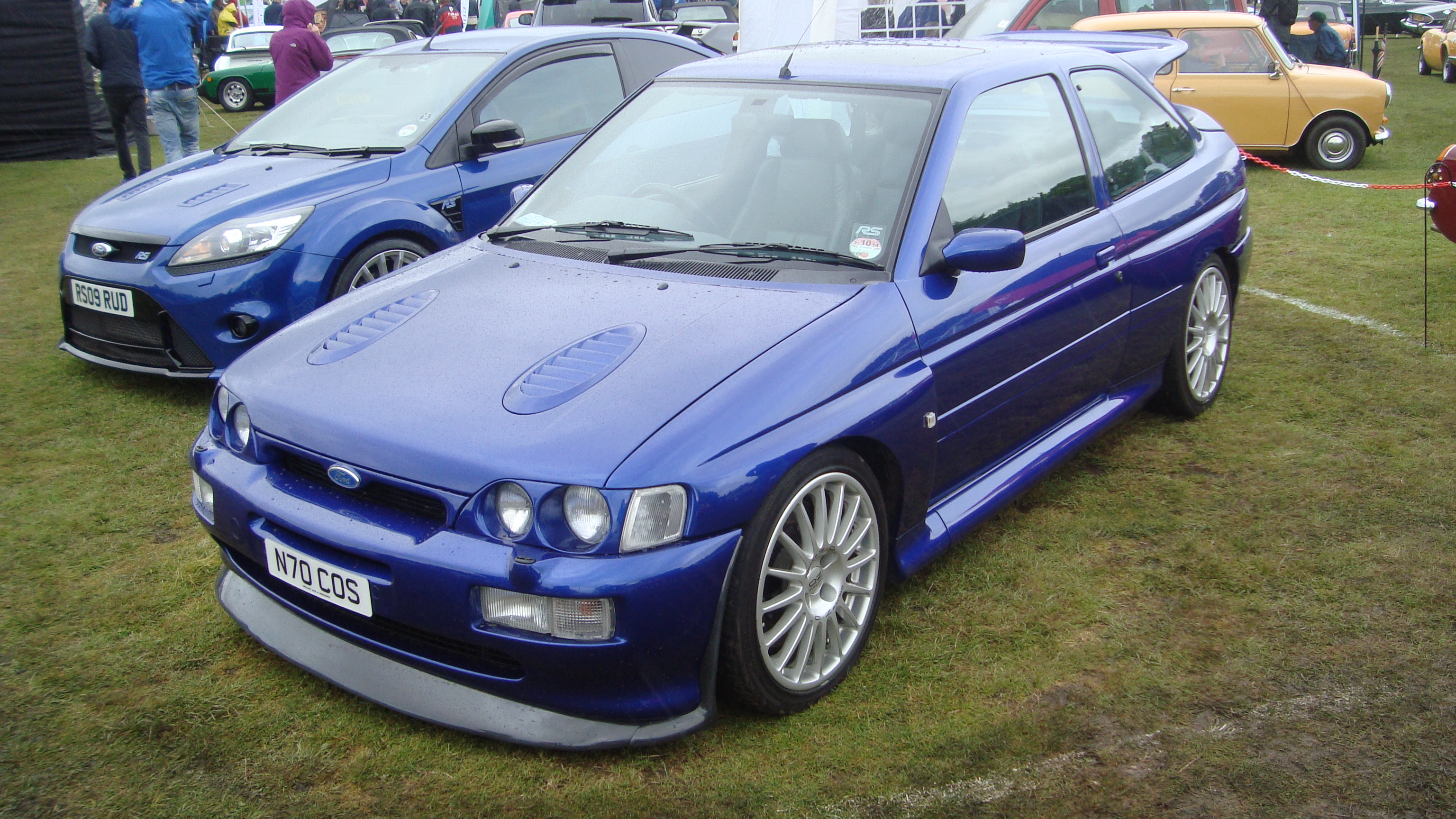 file 1995 ford escort rs cosworth 19431457426 jpg wikimedia commons. Black Bedroom Furniture Sets. Home Design Ideas