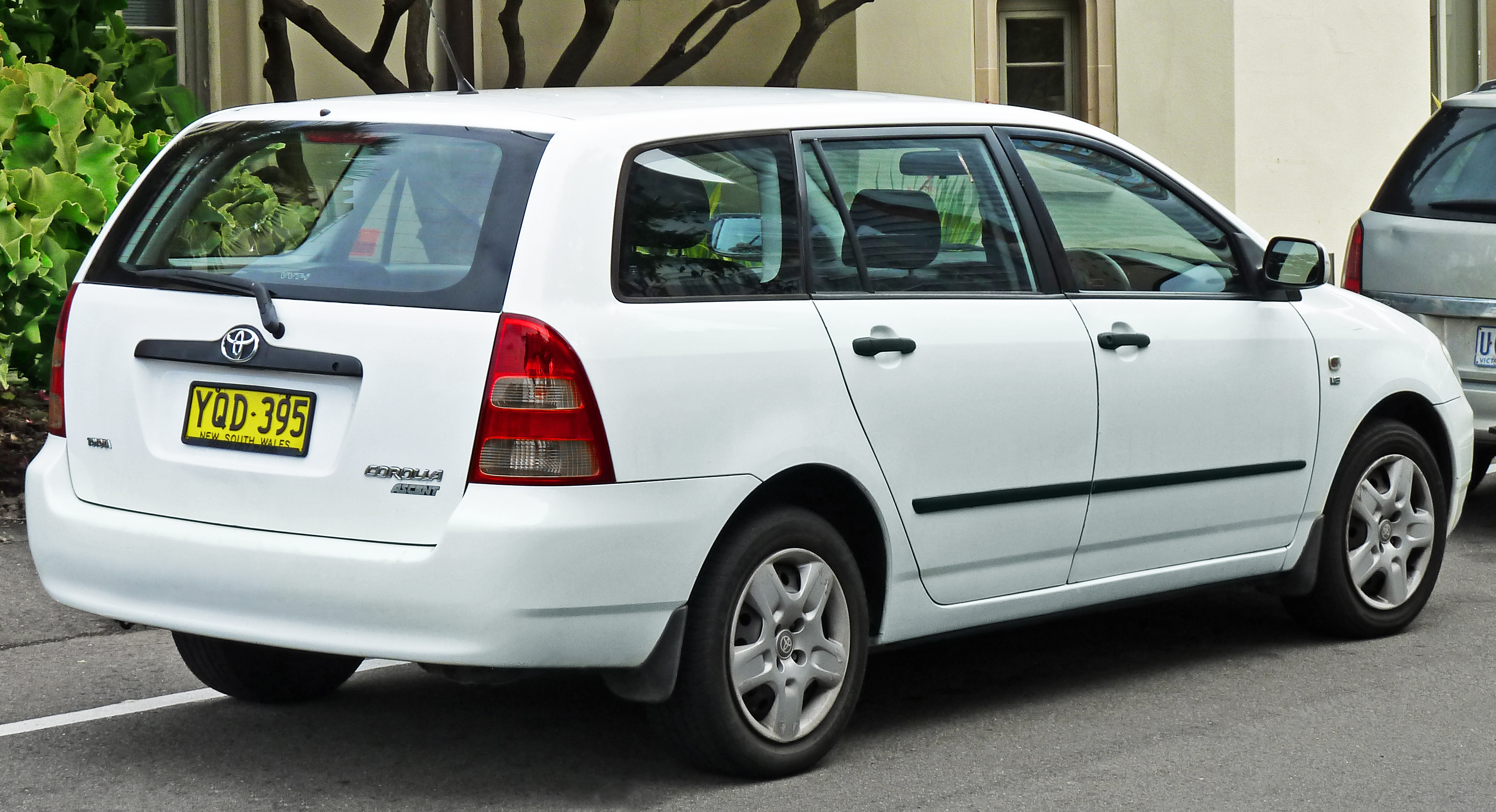 file:2003 toyota corolla (zze122r) ascent station wagon (2011-12