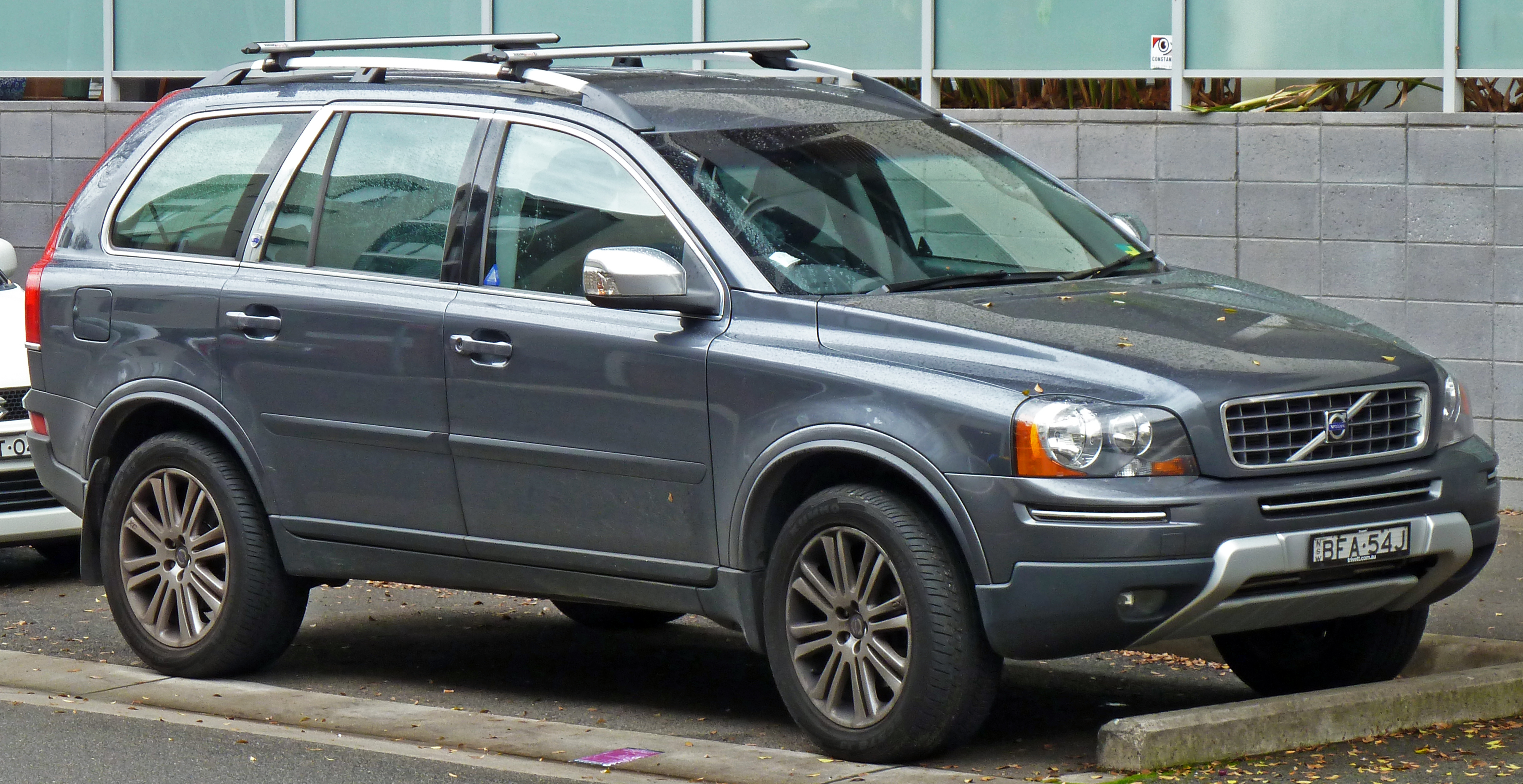 file 2008 volvo xc90 p28 my08 d5 wagon 2010 07 13 wikimedia commons. Black Bedroom Furniture Sets. Home Design Ideas