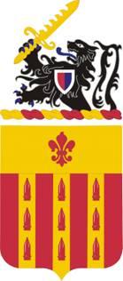 333rd Field Artillery Regiment US military unit