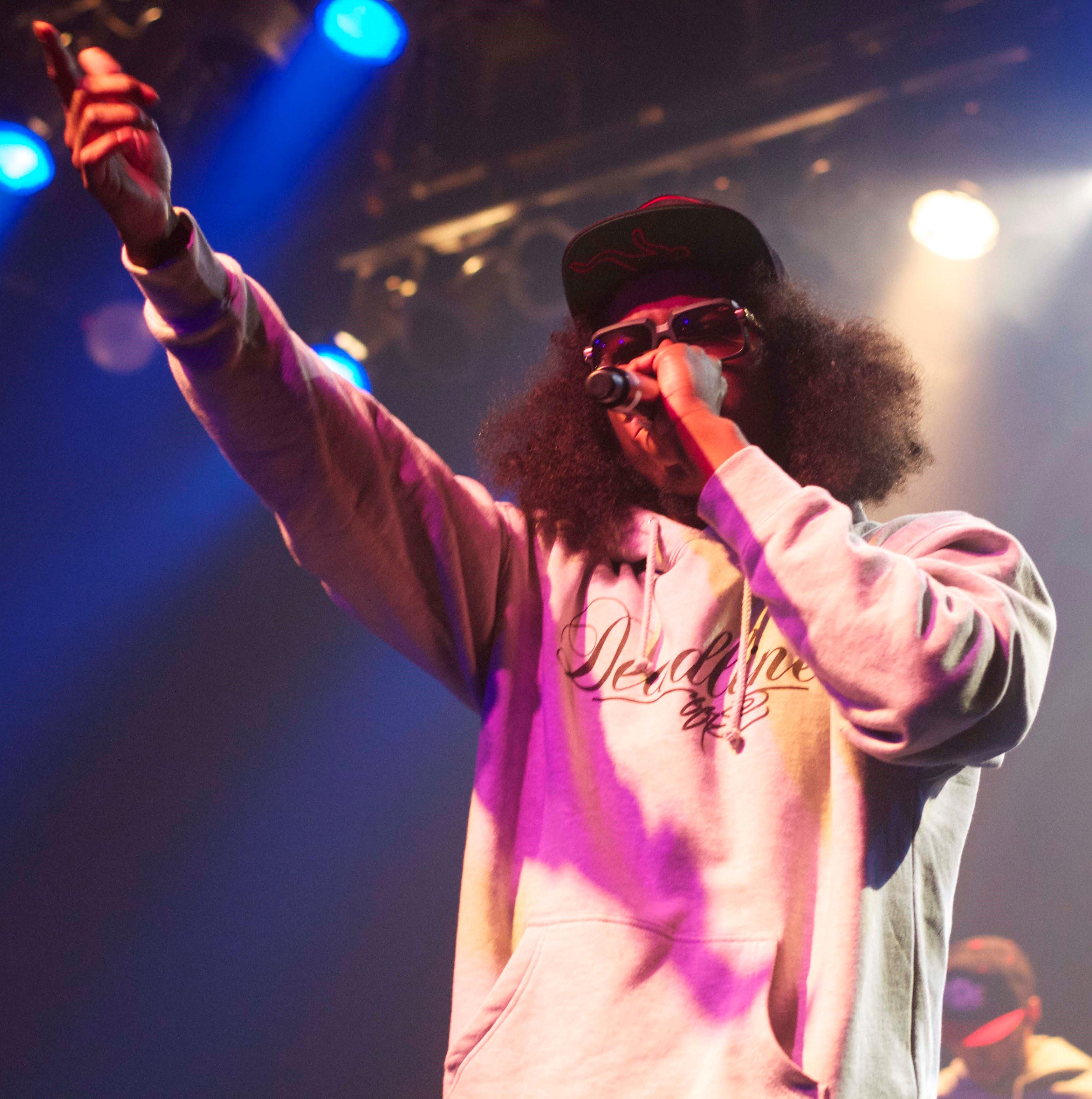 Ab-Soul performing in Toronto in 2013.