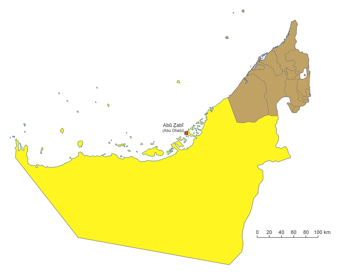 Al Karama United Arab Emirates Wikiwand – Uae Map Pdf