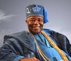 Adedotun Aremu Gbadebo III Alake of Egbaland