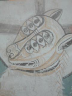 Agnus Dei St. Climent de Tahüll (cropped)