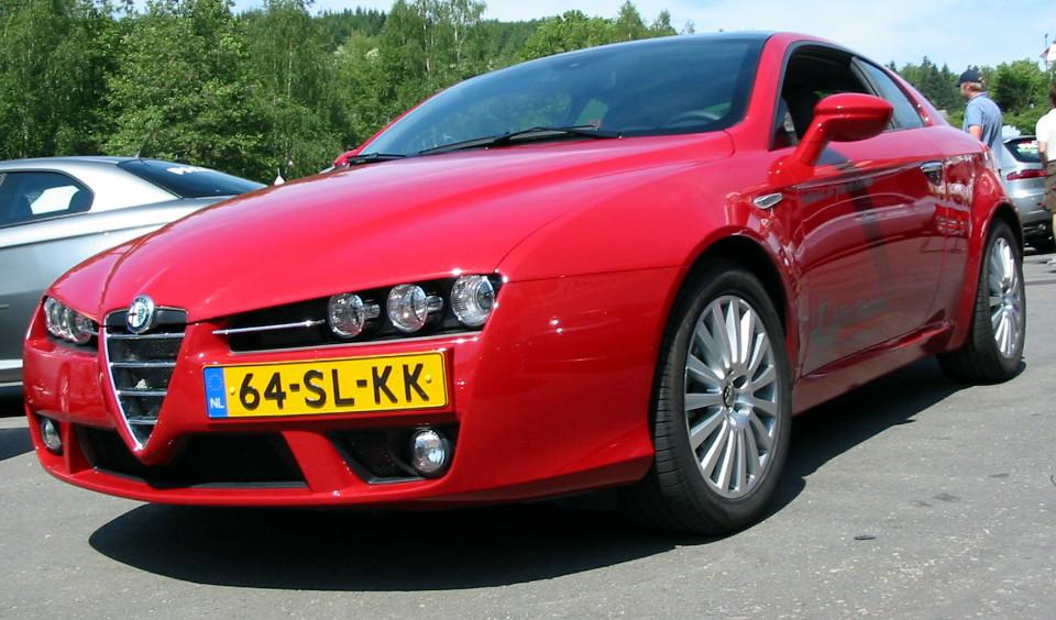 Alfa Romeo Brera Wikipedia Den Frie Encyklop 230 Di